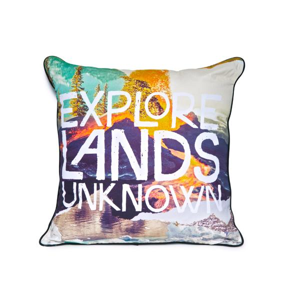Explore Pillow