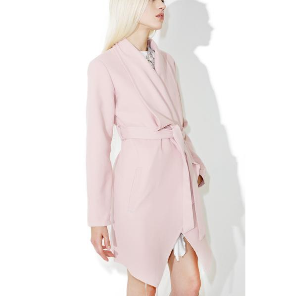 The Edit Trench Coat