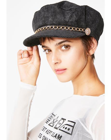 Catchin' Flights Baker Boy Hat