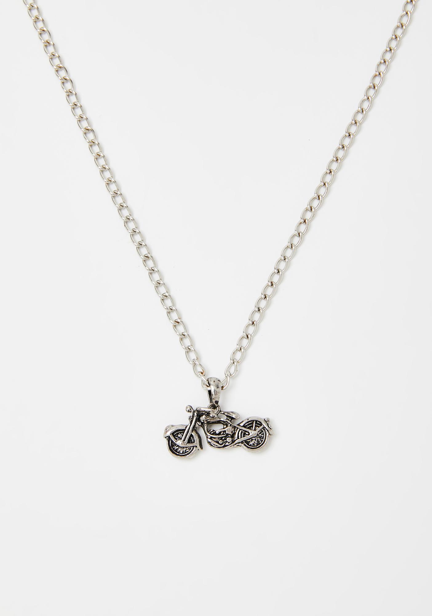 Chrashin' Youngin' Moto Necklace