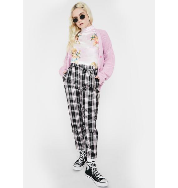 Minga Pink Angel Heaven Velvet Top