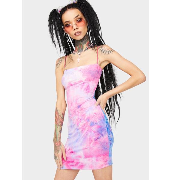 All Right Now Mini Dress