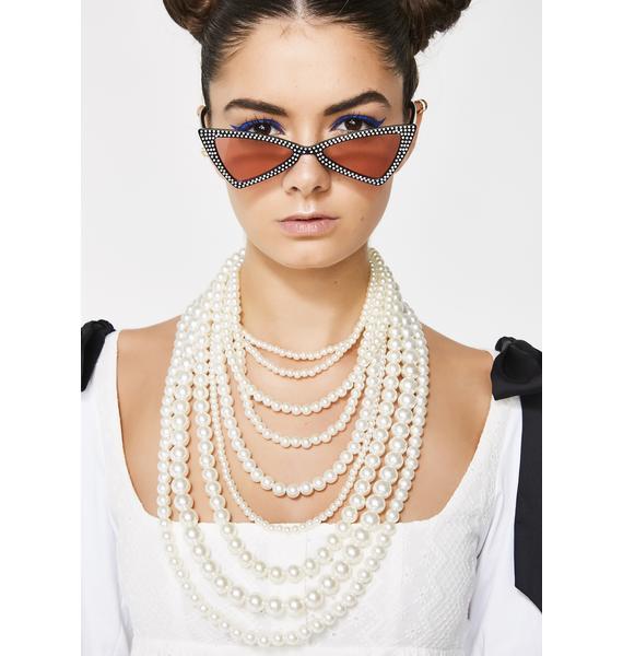 Unda The Sea Pearl Necklace