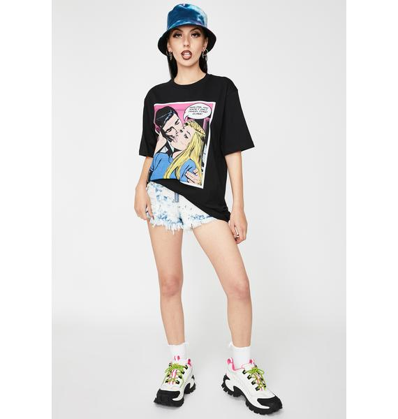 Becky Loves You Couple 2 Graphic Tee