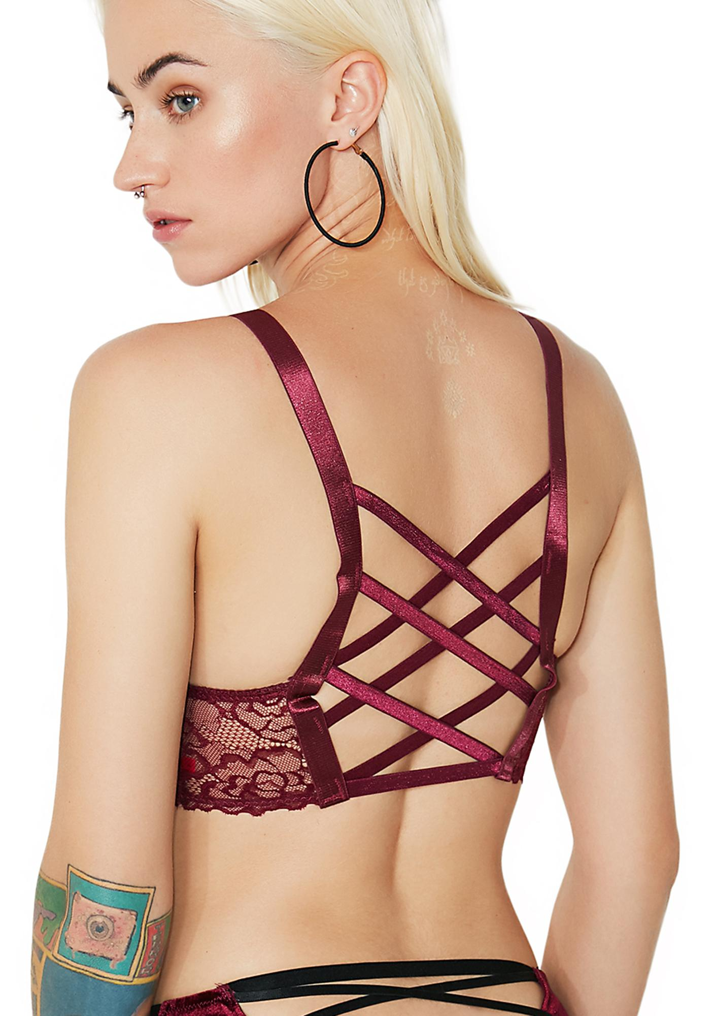 Love Potion Lace Bra