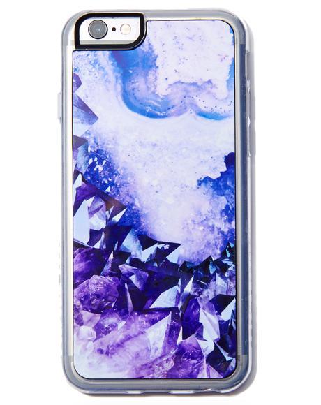 Healer Crystal iPhone Case