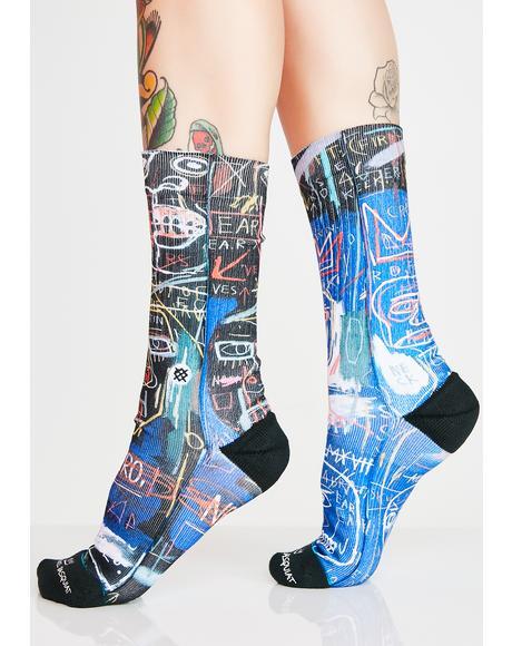 Anatomy Crew Socks