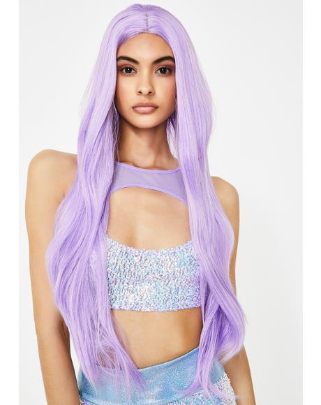 Nympho-Trance UV Wig