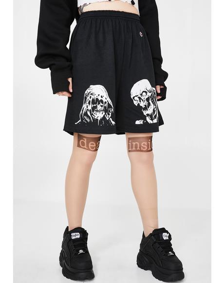 X Matt Stikker Hardcore Shorts