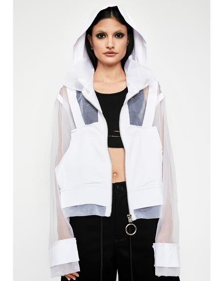 Dance Trance Hooded Jacket