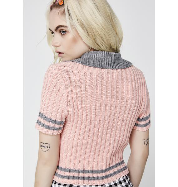 Let'z Sweeten The Deal Sweater Top