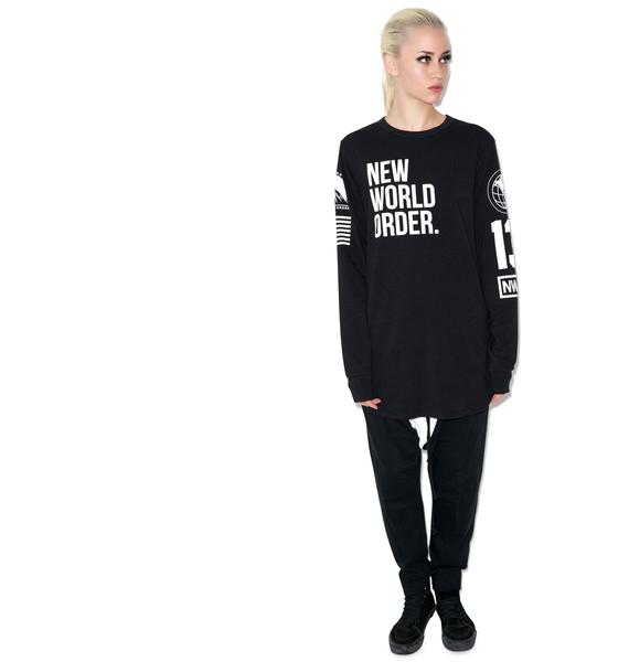 The Wolfpack Long Sleeve Tee