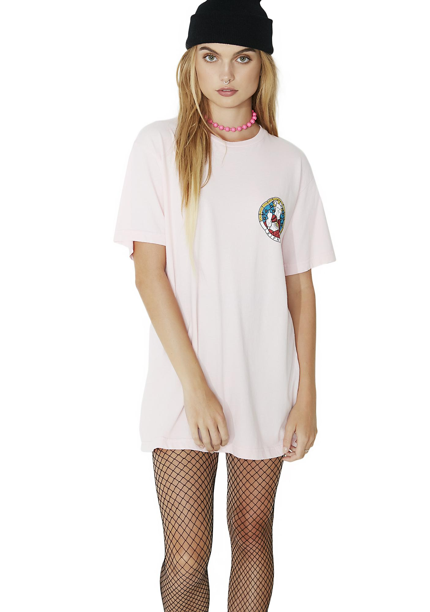 RIPNDIP Stained Glass Tee