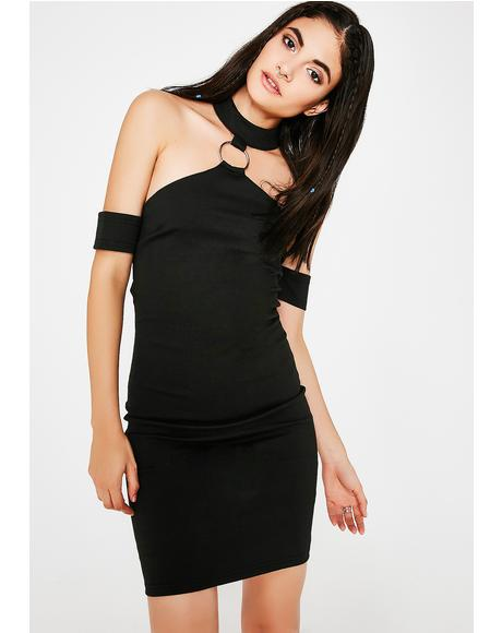 Flauntin' It Mini Dress