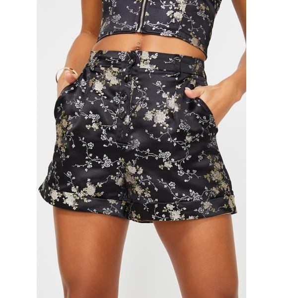 Lioness Don't Ask Don't Tell Print Shorts