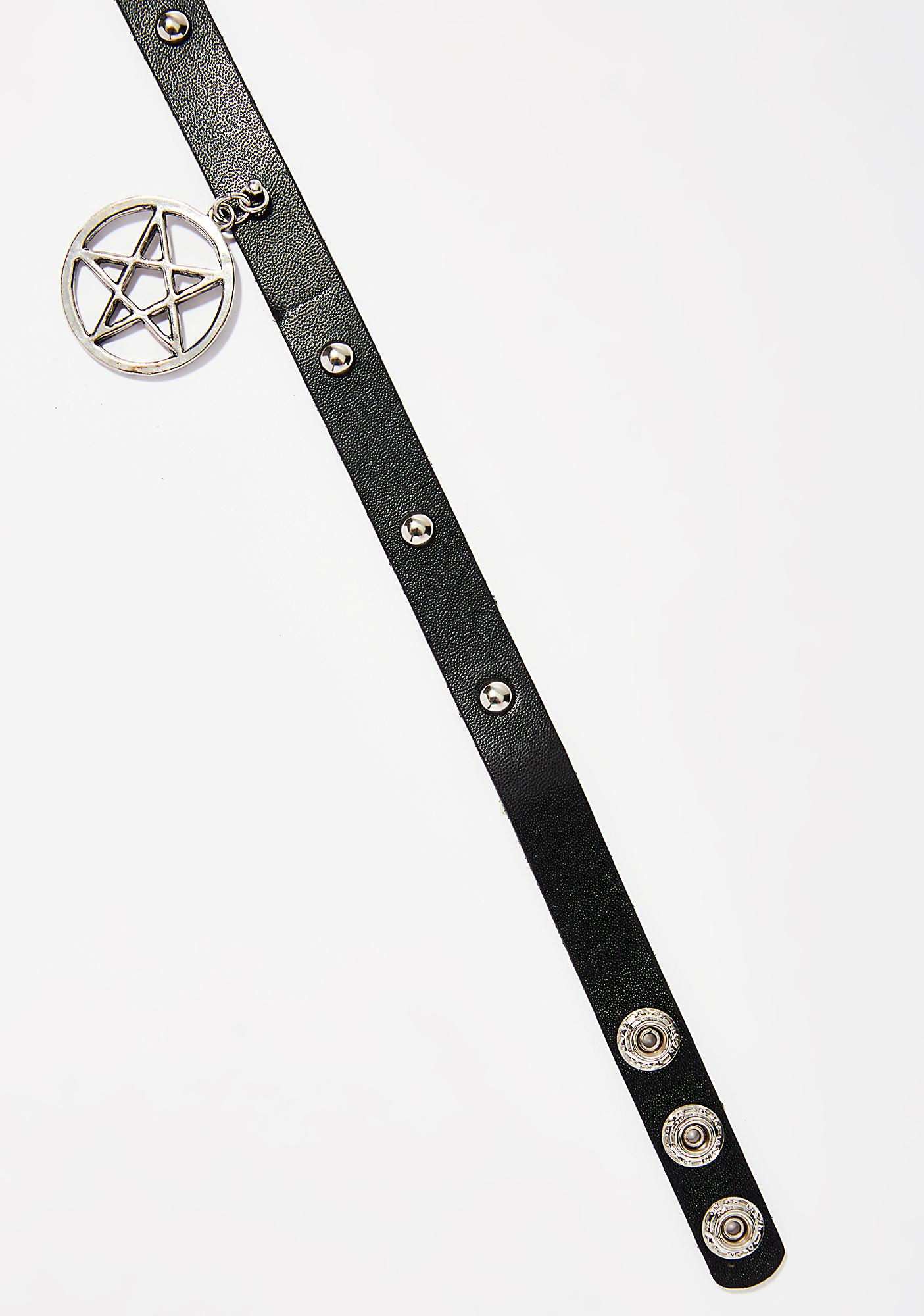 Wicked Witchcraft Choker