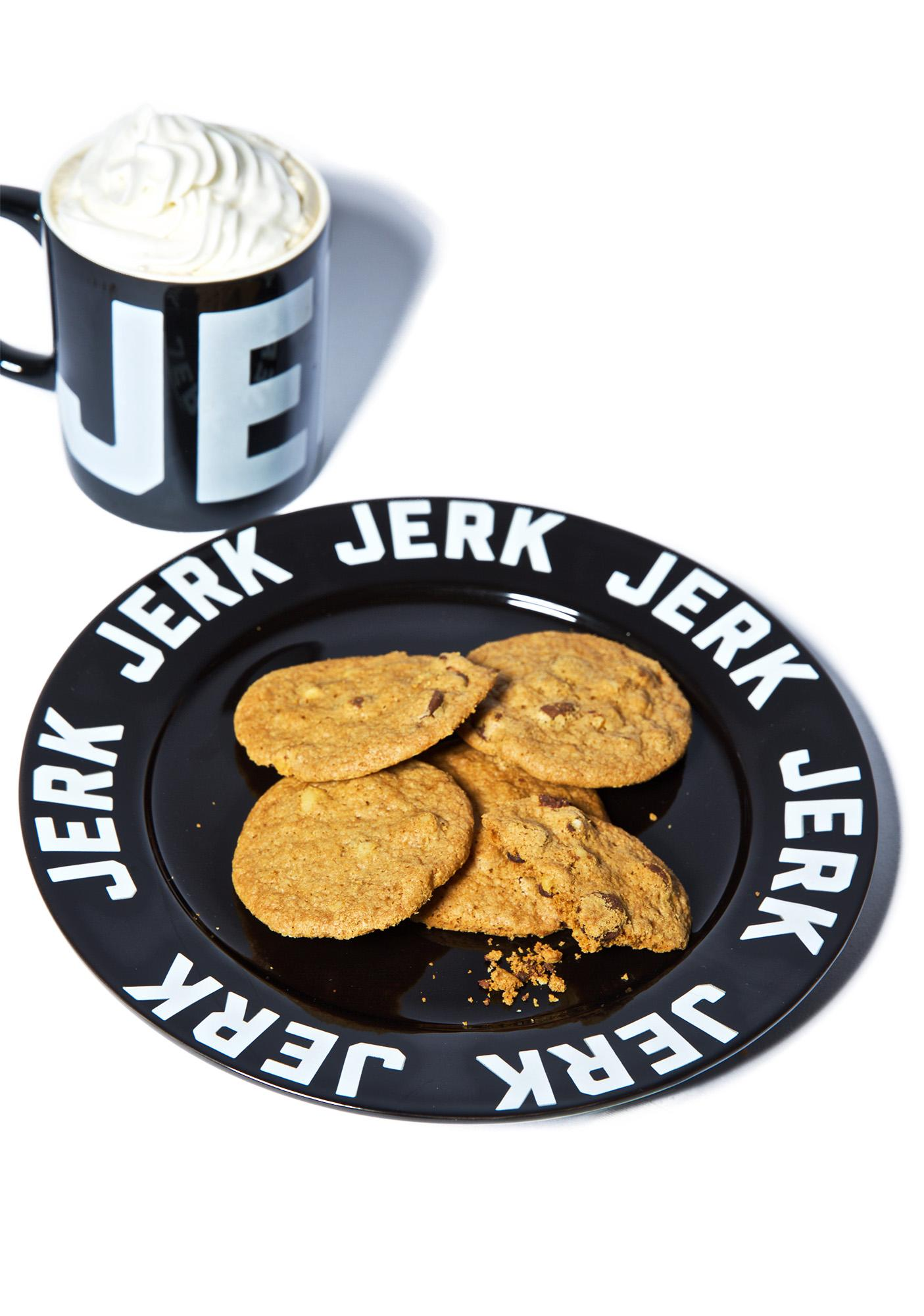 Sourpuss Clothing Jerk Plate