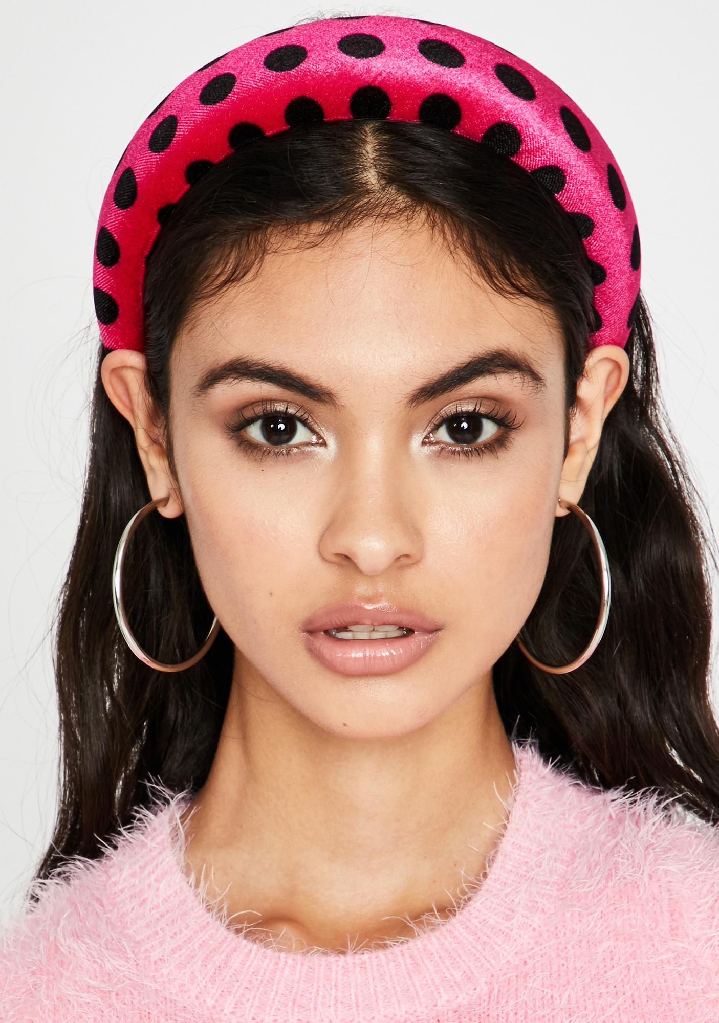 Baby High Society Heaux Headband