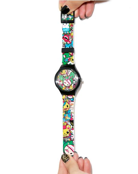 Iconic Watch