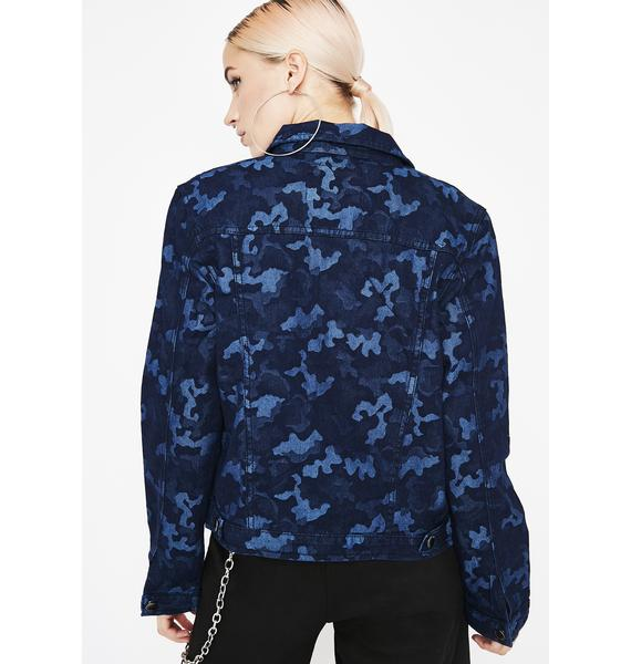 Fight For Your Right Camo Jacket