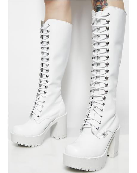 Icy Lash Boots
