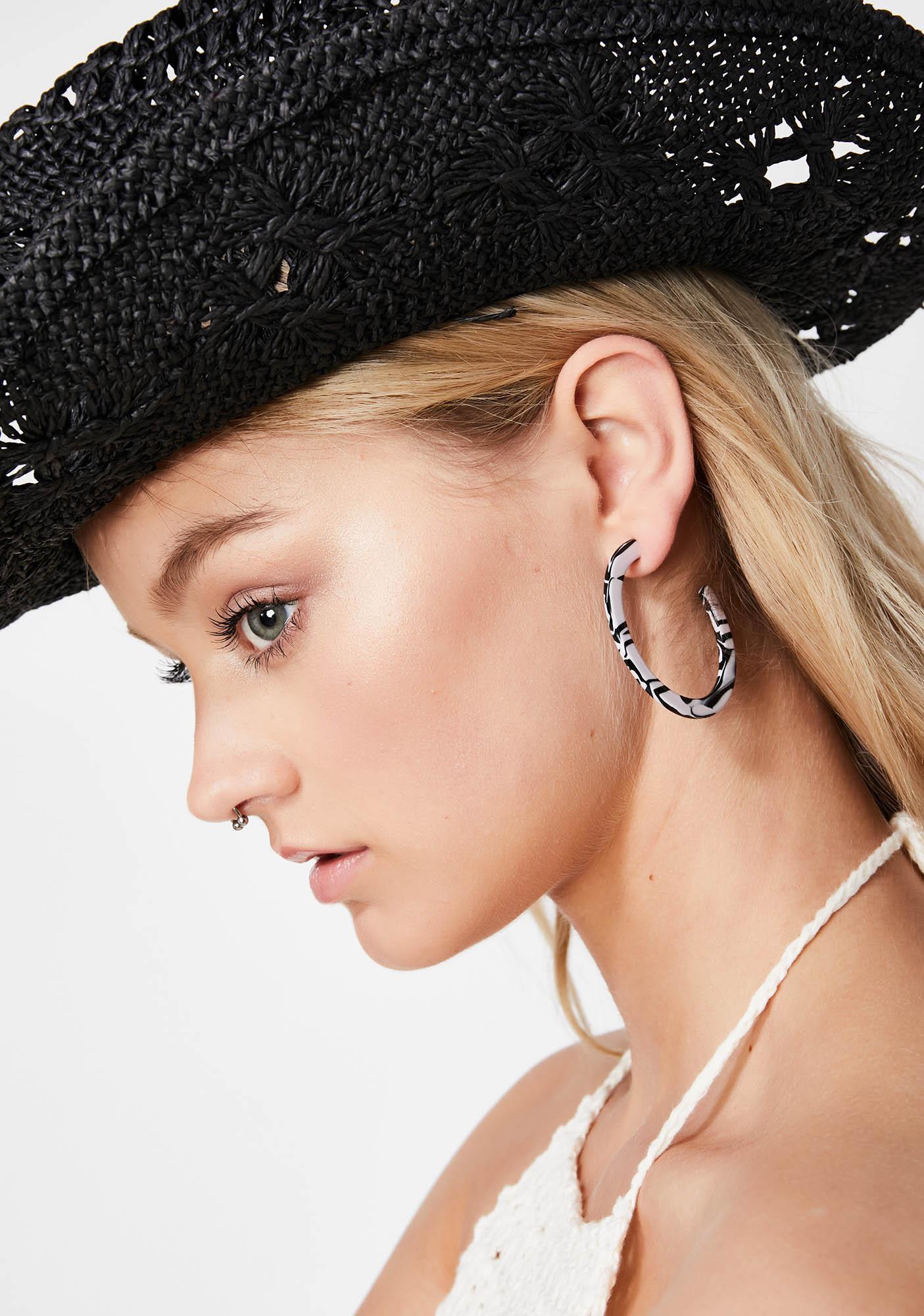Wild Soul Hoop Earrings