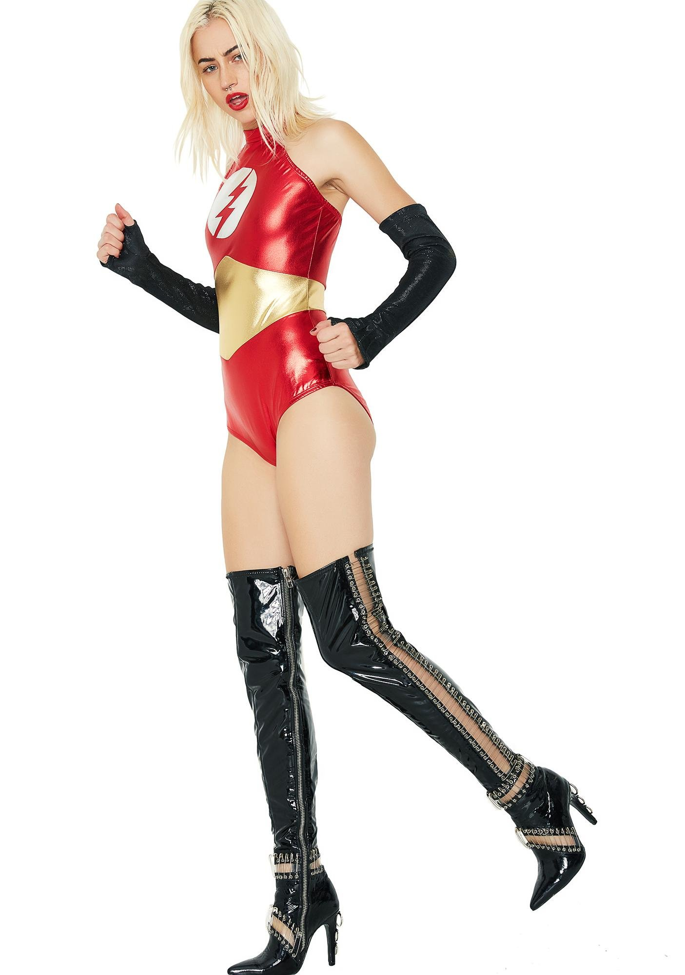 Speedy Vixen Costume