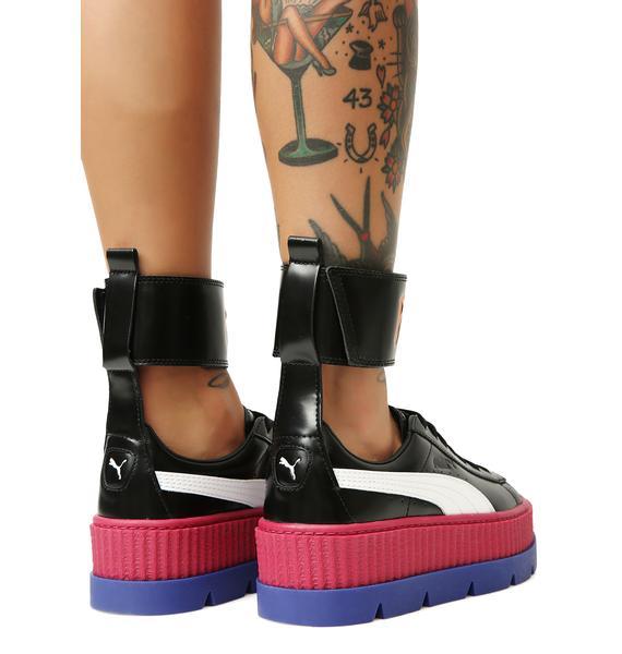 49441c2d826 ... PUMA FENTY PUMA by Rihanna Ankle Strap Sneakers