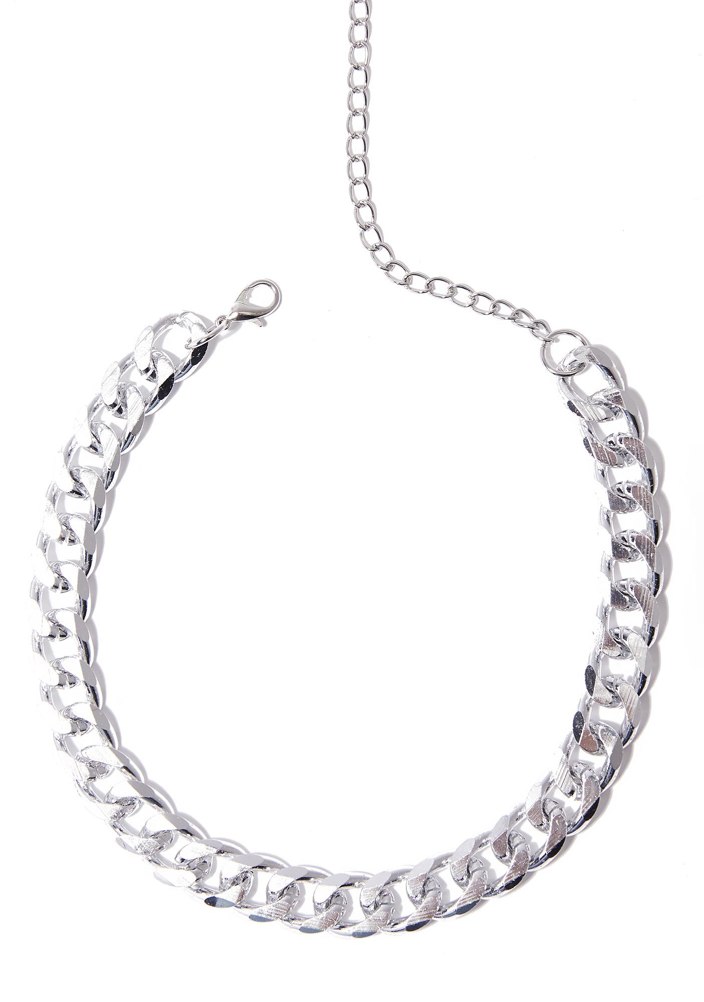 Bull Dawg Chain Necklace