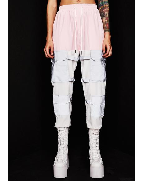 Utility Mode Reflective Joggers