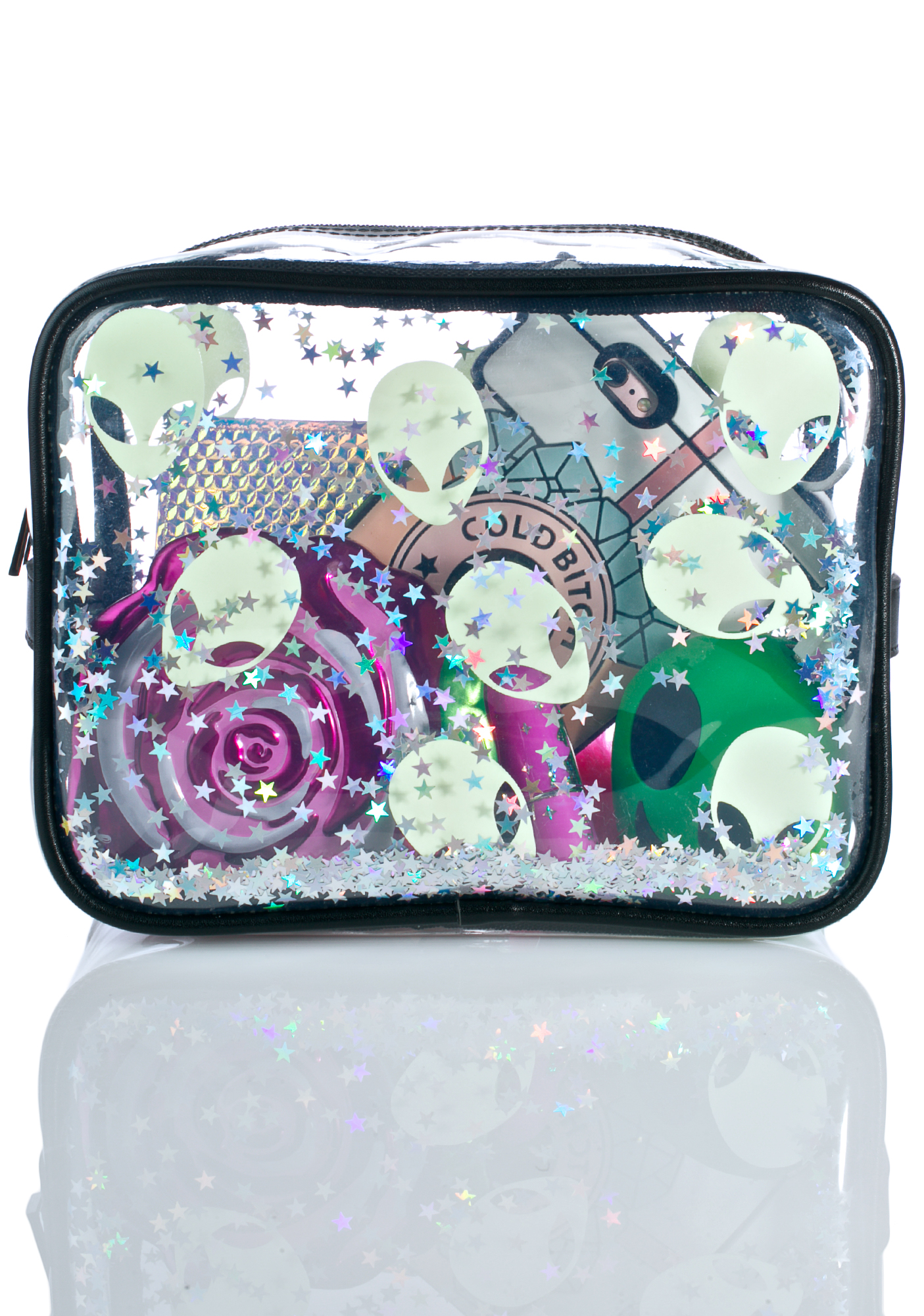 Current Mood Outta This World Cosmetic Bag