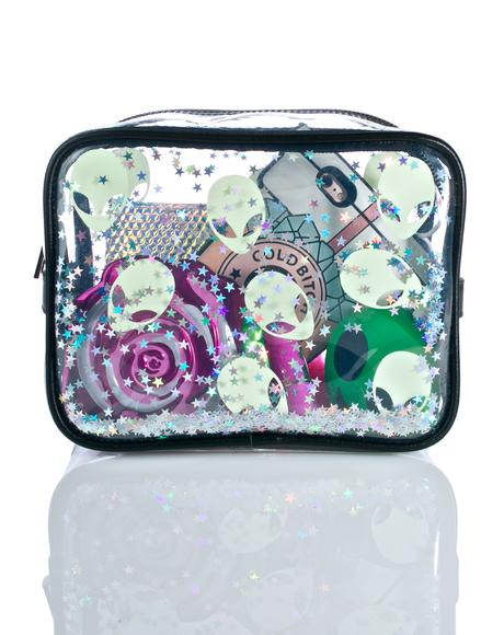 Outta This World Cosmetic Bag