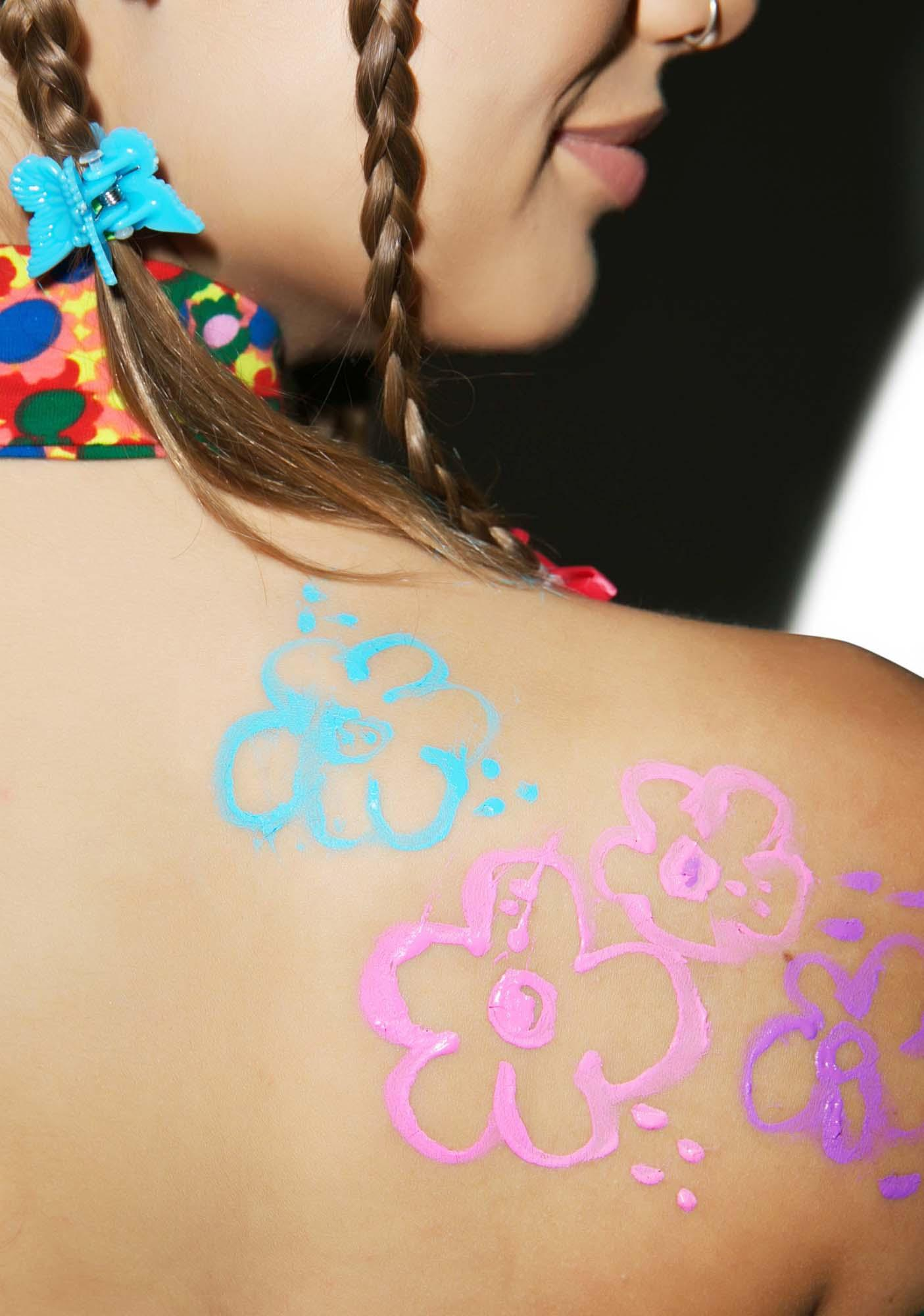 LA Splash Daydream Body Art Liner