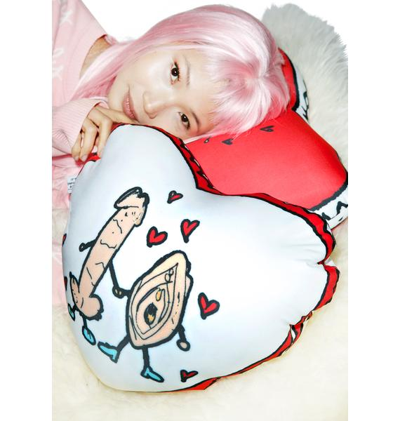 O Mighty BGR Love Pillow