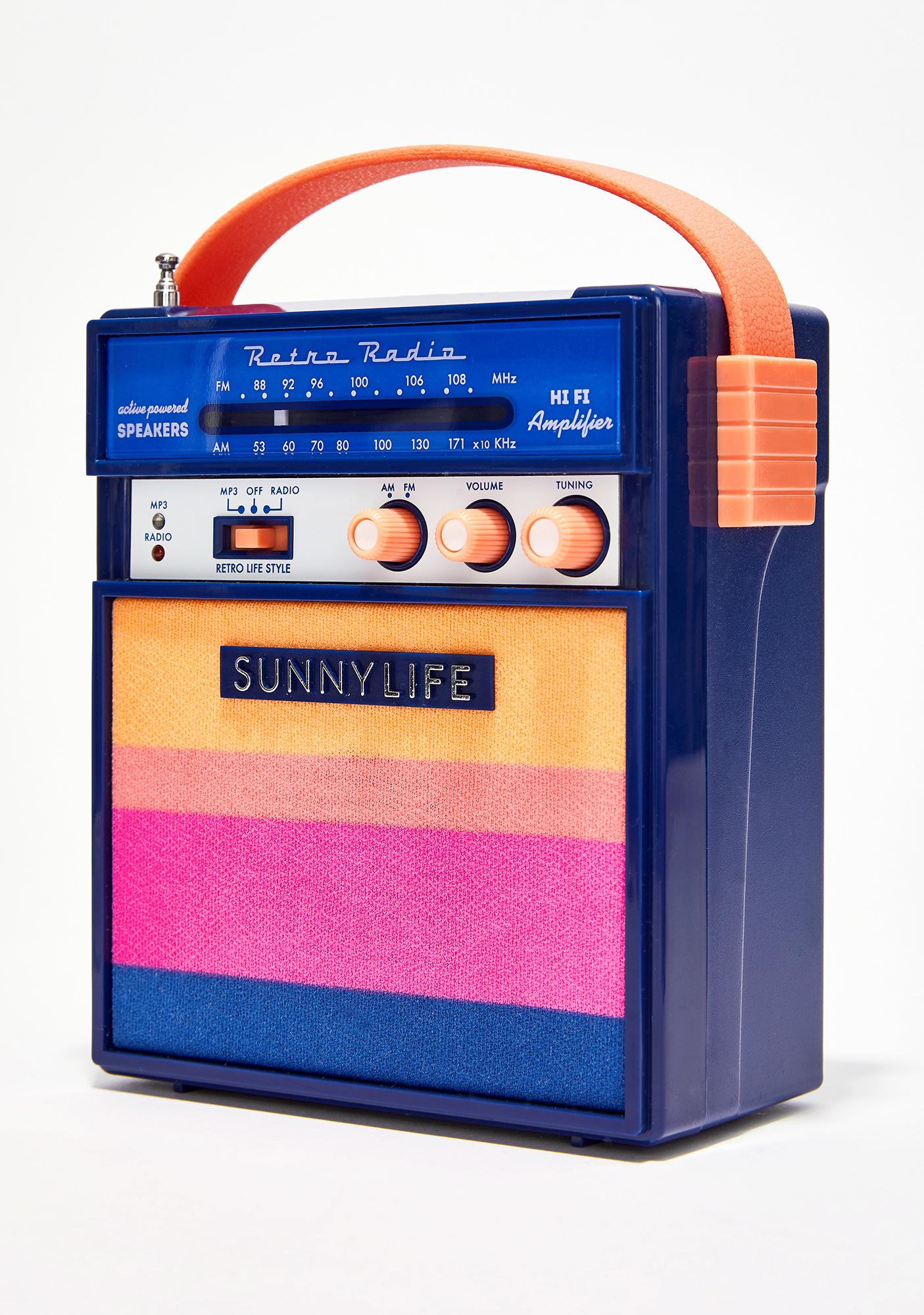 Trippin' On Tropical Portable Speaker