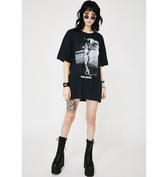Trevco Femme Fatality Graphic Tee