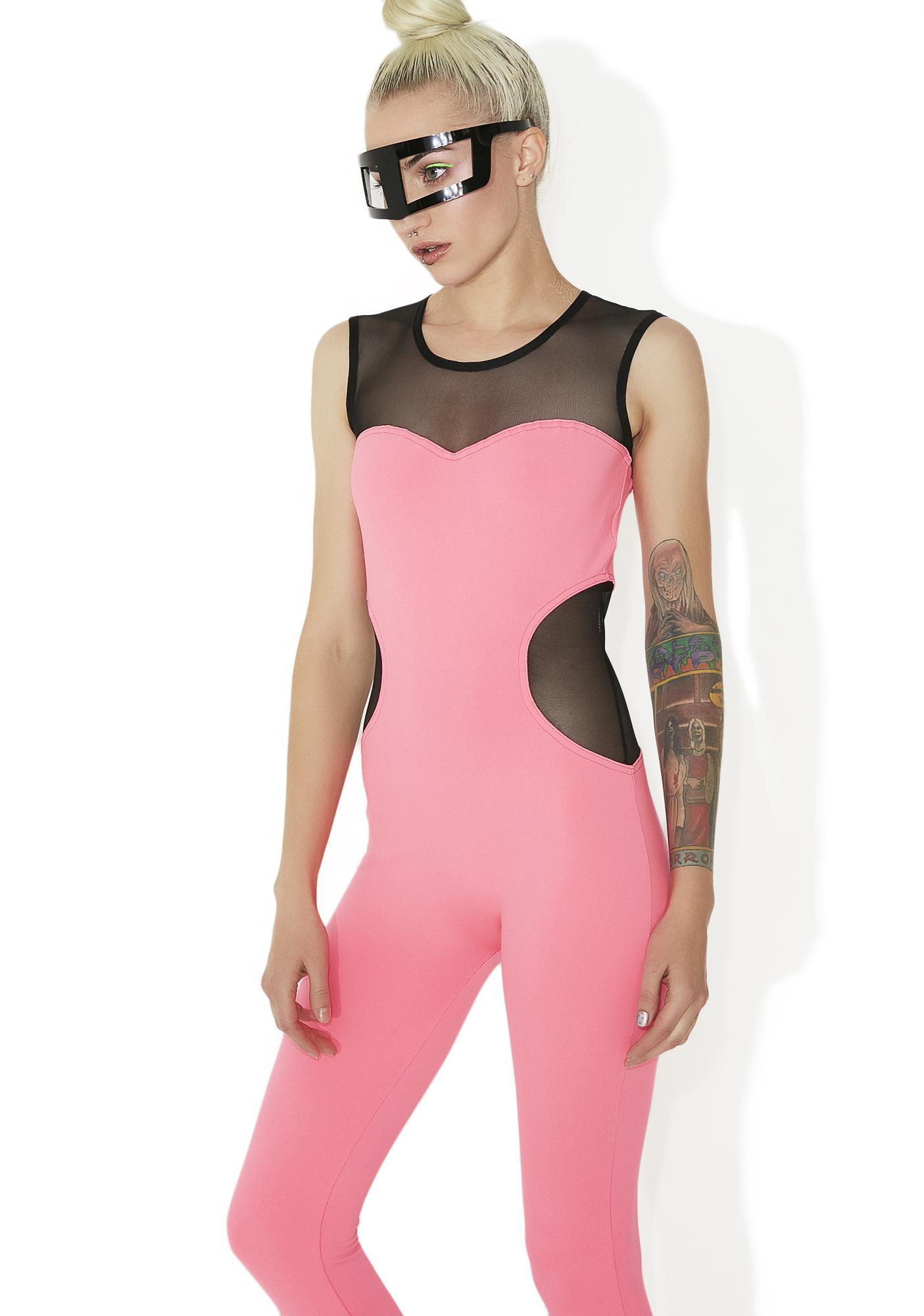Cyberdog Teaser Bodysuit