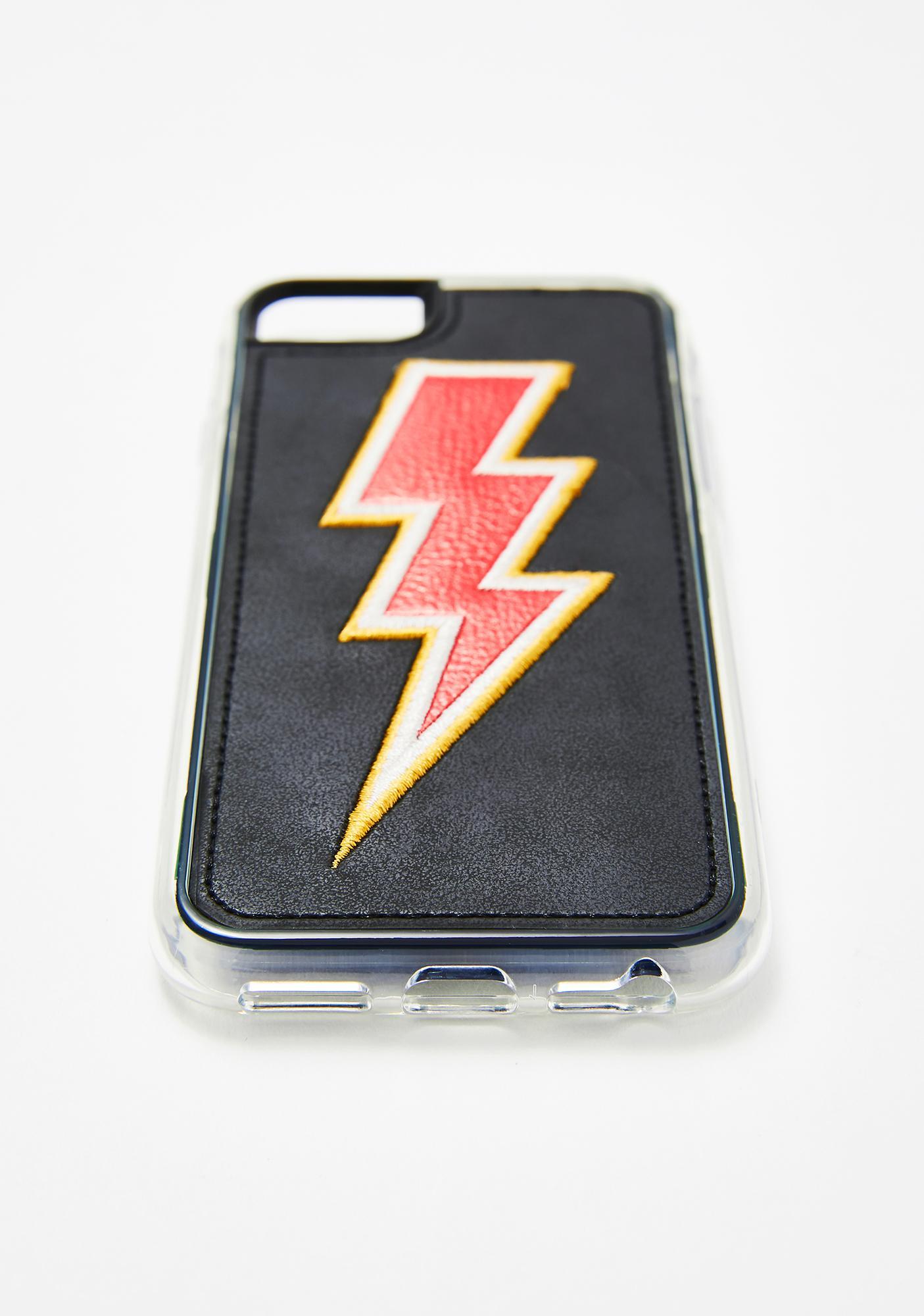 Zero Gravity Bowie iPhone Case