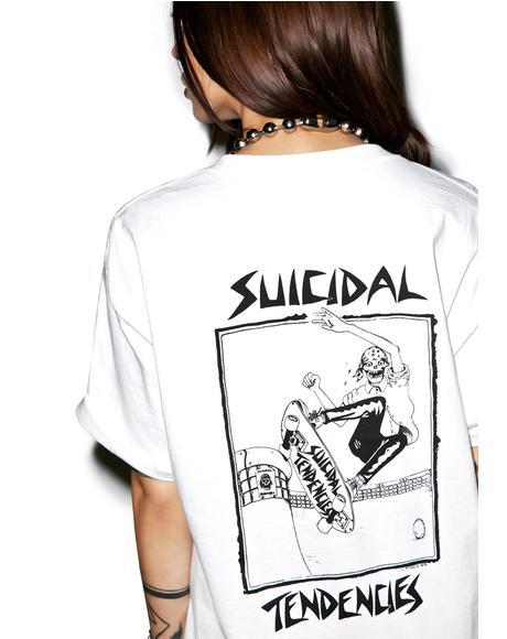 Skater Old School T-Shirt