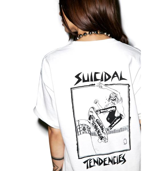 Suicidal Tendencies Skater Old School T-Shirt