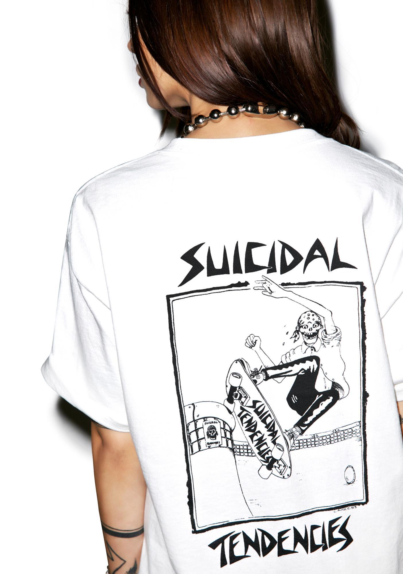 Suicidal Tendencies Skater Old School T-Shirt