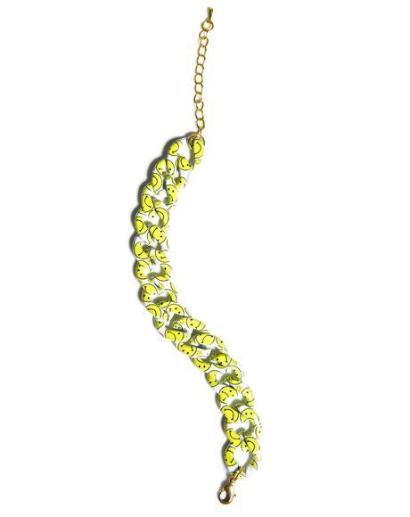 Smilez Fer Dayz Bracelet