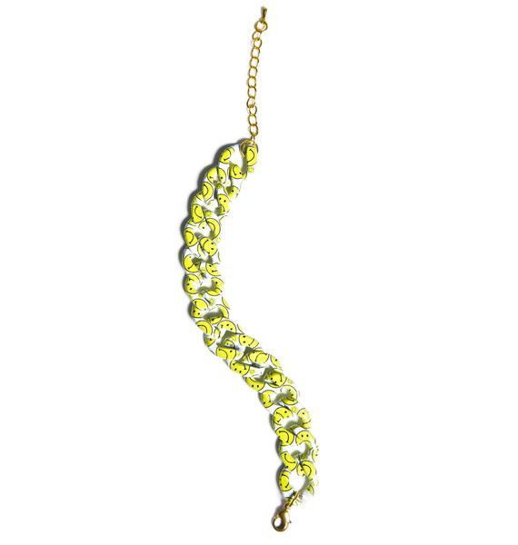 Suzywan Deluxe Smilez Fer Dayz Bracelet