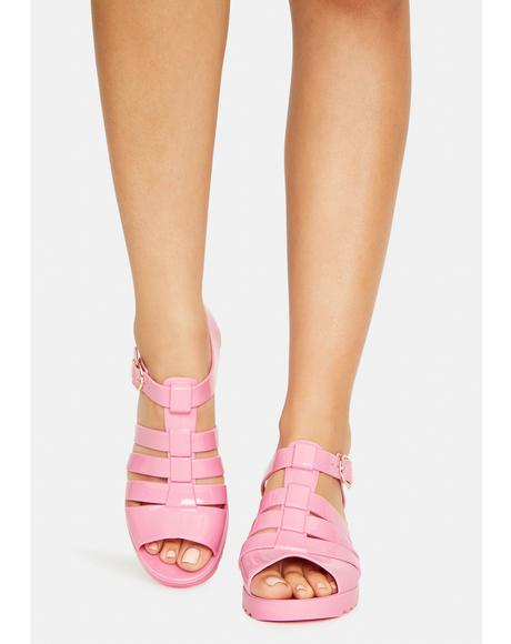 Candy Narrangasett Heels