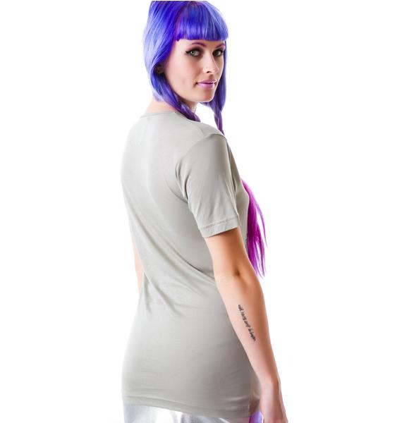 Obscure Couture Faline Slim Fit Tee