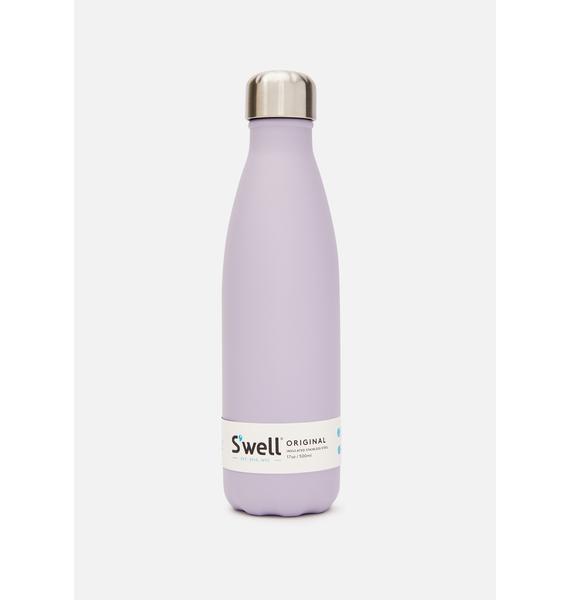S'well Purple Garnet 17 oz Water Bottle