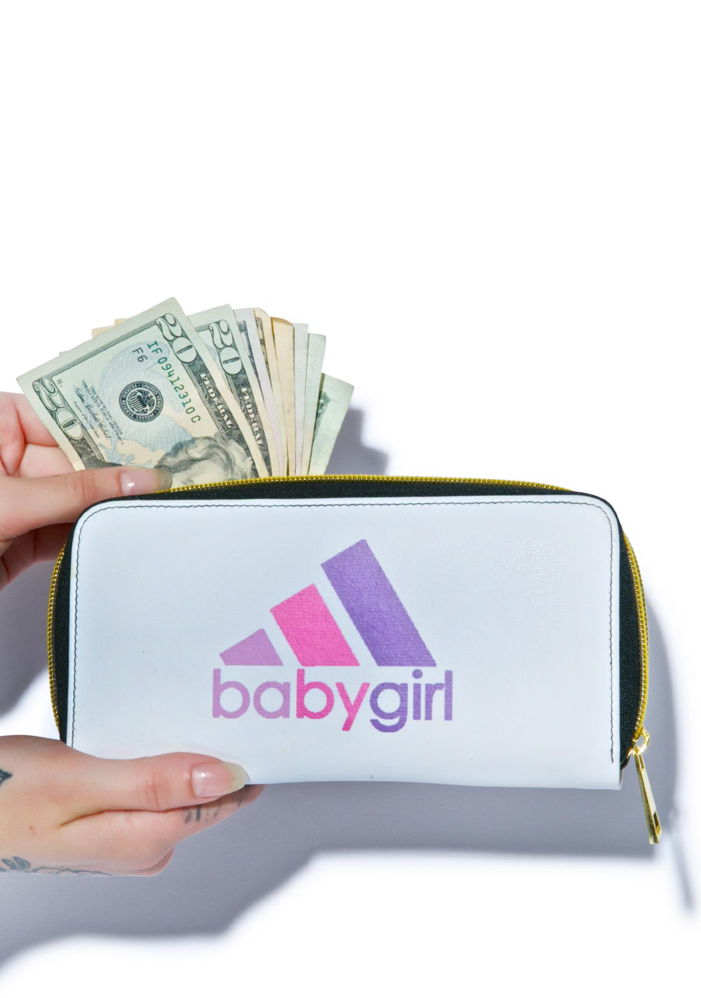 O Mighty OG Babygirl Wallet