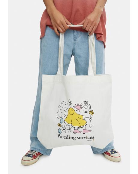 Tito Hemp Tote Bag