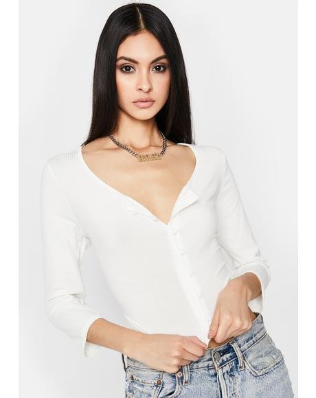 Icy Issa Mood Ribbed Top