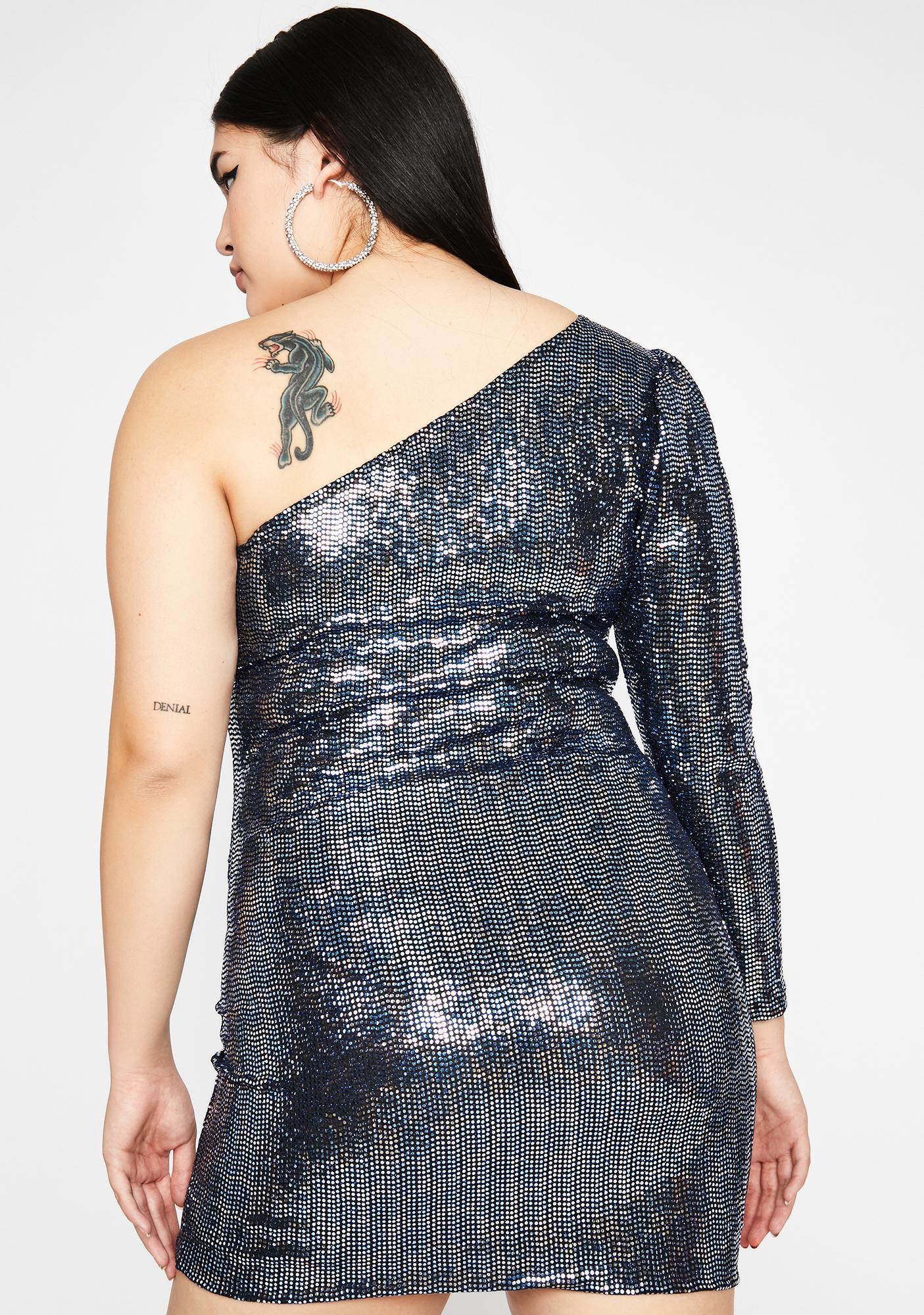 Hit The Hills Sequin Dress